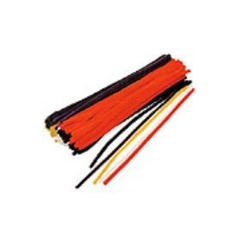 Pipe Cleaners-Multi Coloured (Pack of 100) thumbnail