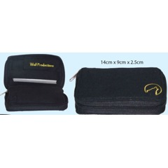 Wolf Productions Zip-Up Hemp Rolling Kits